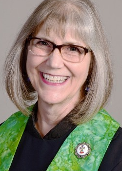 Rev. Roxie McNelly, MDIV